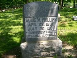 Aurie M Phillips