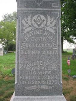 Margaret <i>Kline</i> Blough