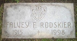 Falvey Francis Rod Rodskier