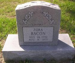 Zora Belle <i>Hodge</i> Bacon