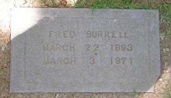 Frederick Elmer Burrell