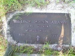 William Mann Adams