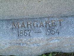 Margaret <i>Melzer</i> Wahlen