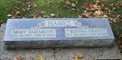 Bertha Grace Hanes