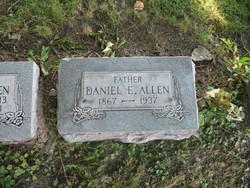 Daniel E Allen