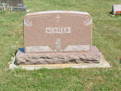 Barbara Margaret Ann <i>Melzer</i> Kohler