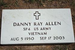 Danny Ray Allen