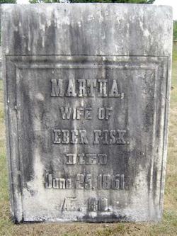 Martha <i>Bigelow</i> Fisk