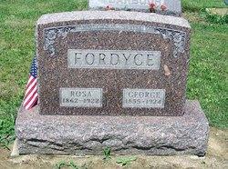 George F Fordyce