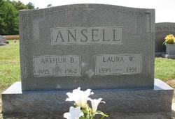 Laura Jane <i>Whitehurst</i> Ansell