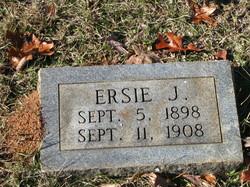 Ersie J. Prator