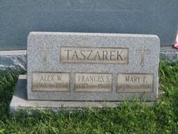 Frances Stanislawa <i>Idziaszek</i> Taszarek