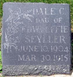 Dale C Seyller