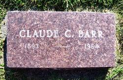 Claude C Barr