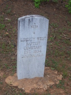 Liberty West Baptist Cemetery