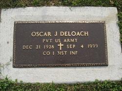 Oscar James Shortie DeLoach