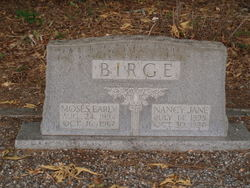 Nancy Jane <i>Toole</i> Birge