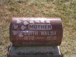Edith Dorthea <i>Fritsche</i> Walsh