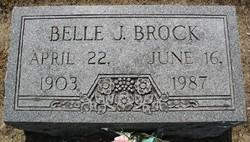Amelia Belle <i>James</i> Brock