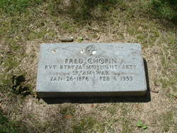 Pvt Fred Chopin