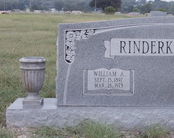 William Adolph Rinderknecht