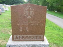 Frank Alberts Alboszta