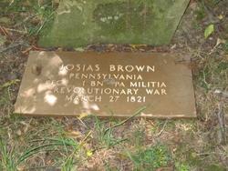 Josias Brown