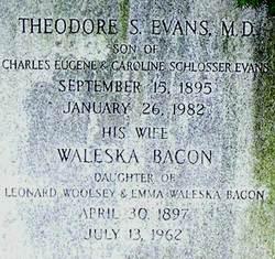 Waleska <i>Bacon</i> Evans