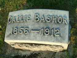 Caroline Callie <i>Maier</i> Bashor