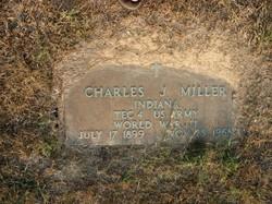 Charles J Miller