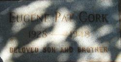 Eugene Starr Patrick Pat Cork