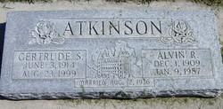 Gertrude Selma <i>Fife</i> Atkinson