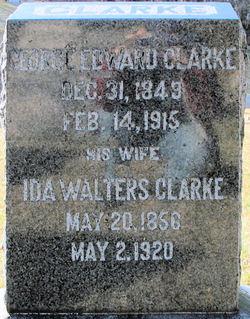 George Edward Clarke