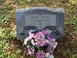 David Wayne Flemming
