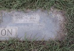 Willowdene <i>Jones</i> Holamon