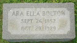 Ara Ella Bolton