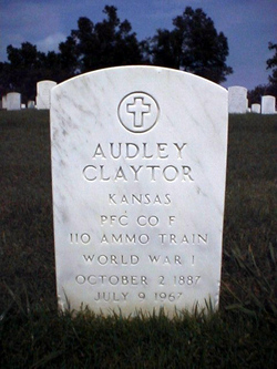 Audley Claytor