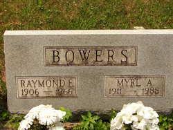 Raymond E Bowers