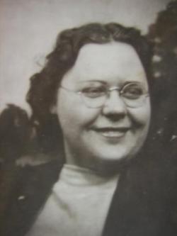 Mary Alice <i>Dahlgren</i> Cotter