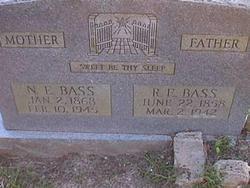 Nancy E. <i>Perkins</i> Bass