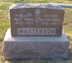 Ulysses Grant Masterson