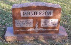 Anna May <i>Englis</i> Masterson