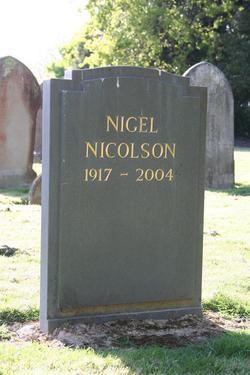 Nigel Nicolson