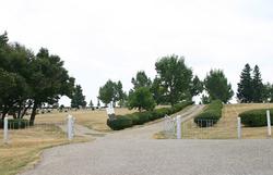 Nanton Town Cemetery