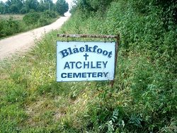 Blackfoot-Atchley Cemetery