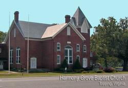 Harmony Grove Baptist Church