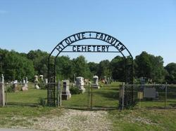 Mount Olive Fairview Cemetery
