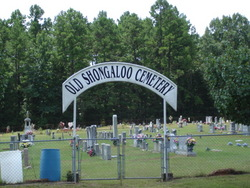 Old Shongaloo Cemetery
