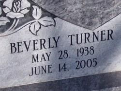 Beverly <i>Turner</i> Kimball