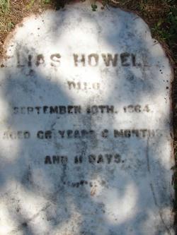 Elias Howell, II